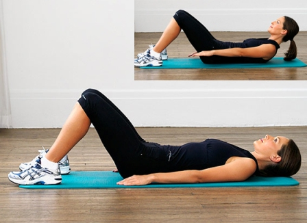 9 Best Crunch Exercises How To Do Styles At Life