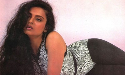 bollywood Actress rekha beauty and fitness secrets