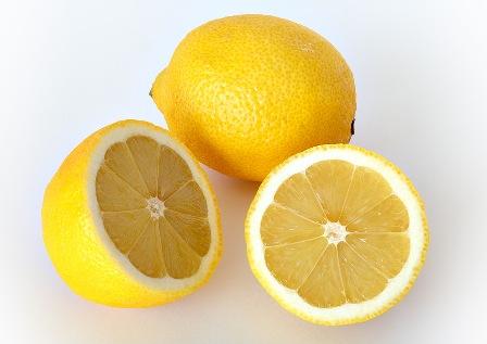 Lemon for Growth of Hair