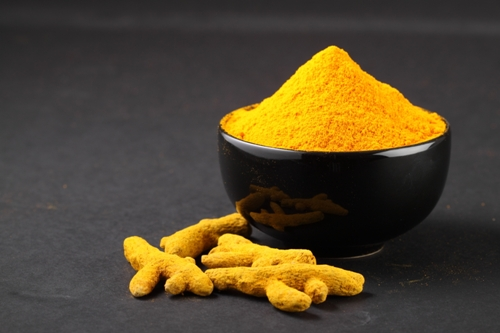 Acne Vulgaris - Treatments At Home-Turmeric
