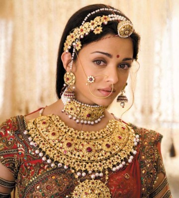 bollywood bridal makeup
