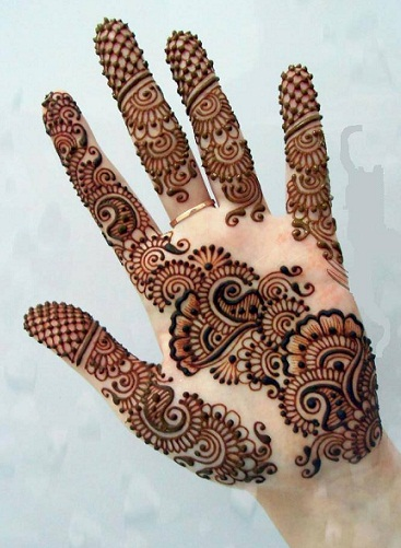 Arabic Mehndi Designs 33