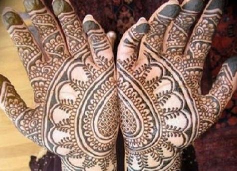 Arabic Mehndi Designs 42