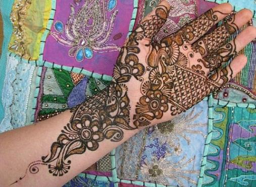 Arabic Mehndi Designs 49