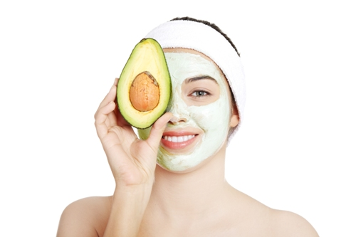 Avacado Face Pack