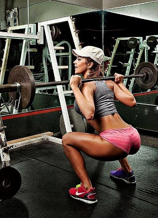 Barbell Exercises 3