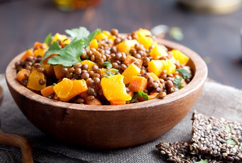 Best Body Building Foods - Lentils