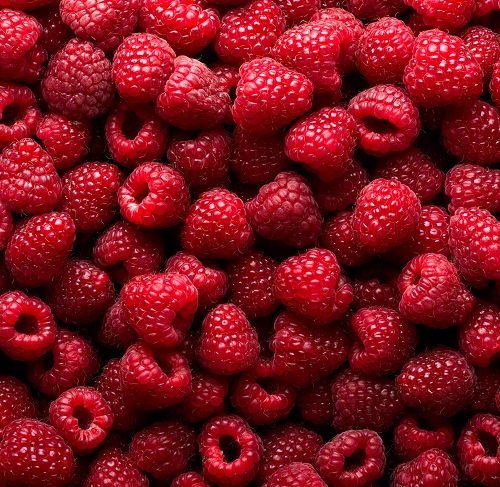 Best Body Building Foods - Raspberries