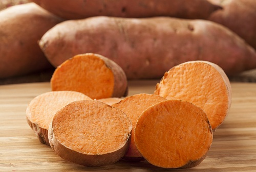 Best Body Building Foods - Sweet Potato