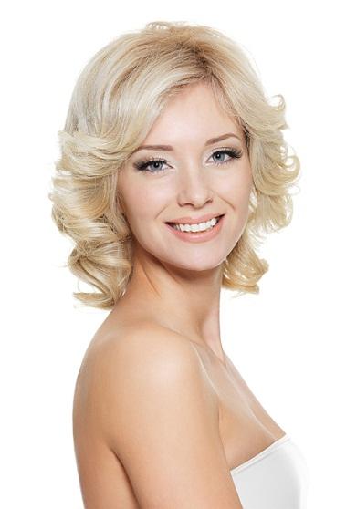 Blonde hairstyles 4