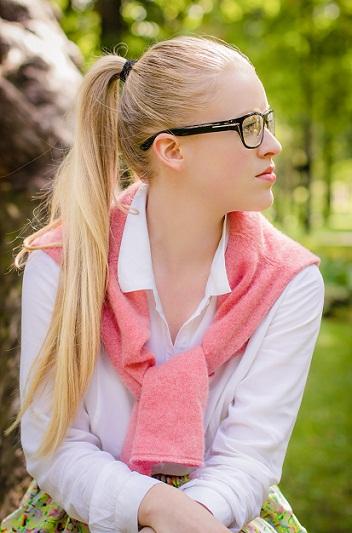Blonde hairstyles 5