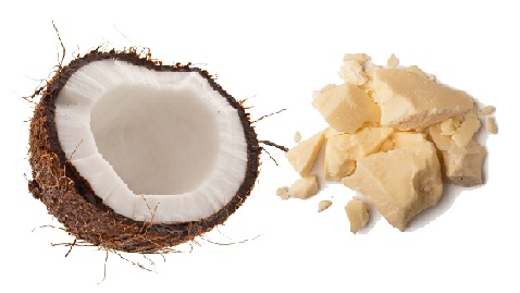 Coconut and Cocoa Butter