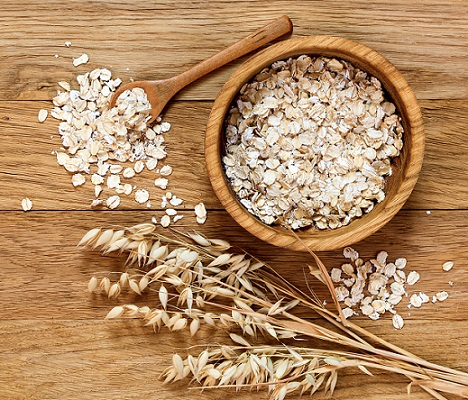 Diet Foods for Hair Growth - oats