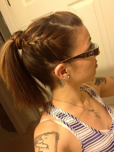 15 popular High Ponytail Hairstyles With Pictures | Styles ...