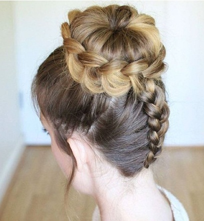 15 most popular dutch braid hairstyles styles at life