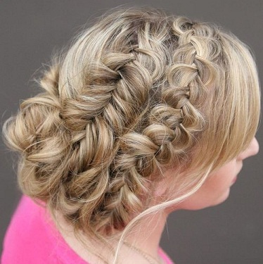 Dutch Braid Hairstyles12