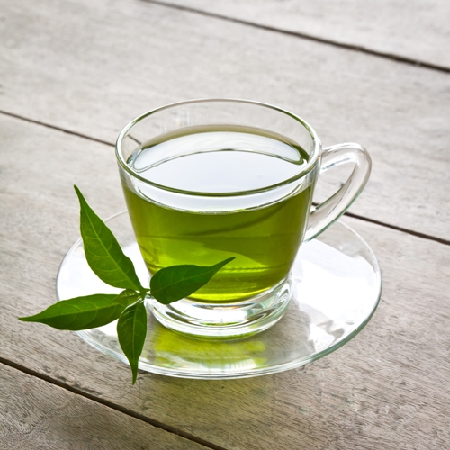 green tea reduce belly fat