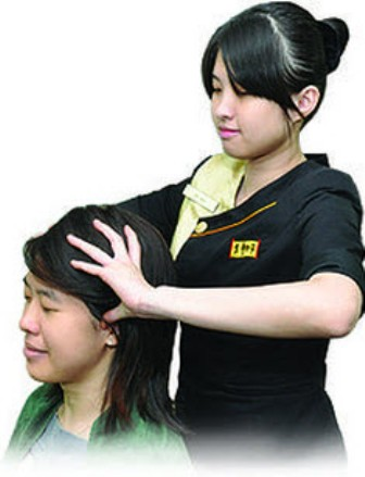 scalp acupuncture for hair growth
