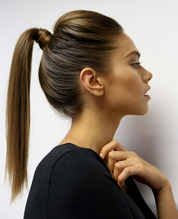 High Ponytail Hairstyles 14
