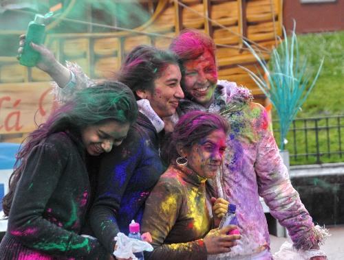 Holi Culture of Goa and Festivals