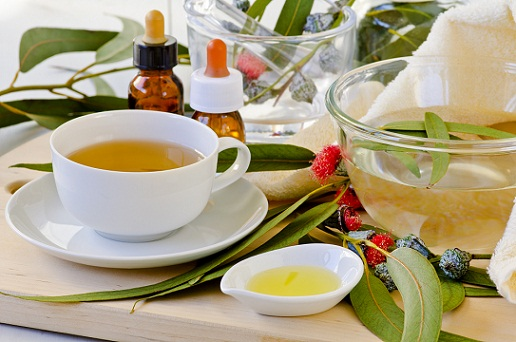 Homemade Beauty Tips For Hair - Eucalyptus Remedy