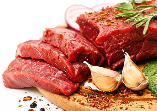 How To Reduce Abdominal Fat - Lean Meat
