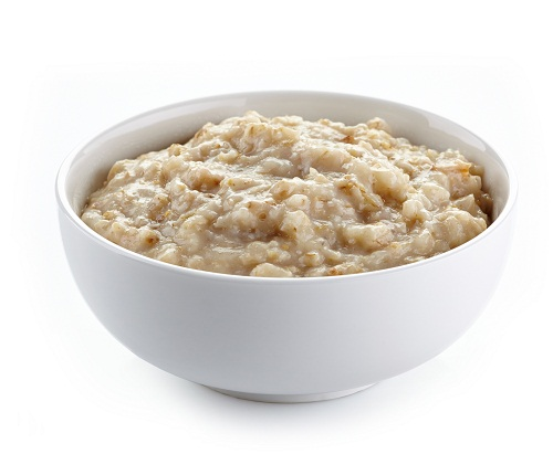 How To Reduce Abdominal Fat - Oatmeal
