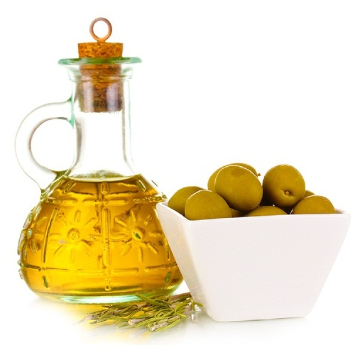 How To Reduce Abdominal Fat - Olive Oil