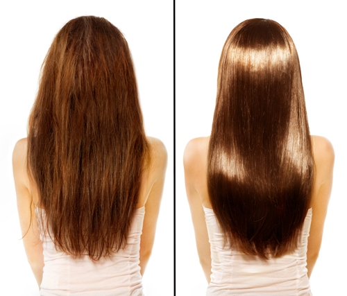 Keratin Cure Brazilian Hair Straightening System 105