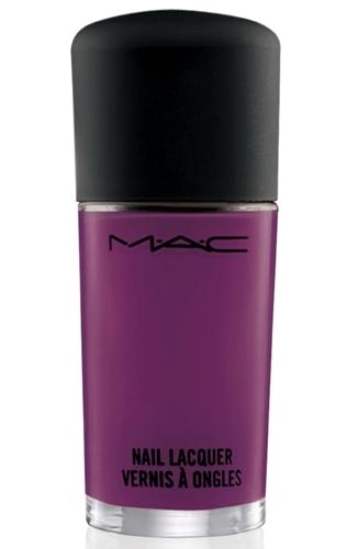 MAC Fashion Set Collections 2013 Nail Polish Heroine