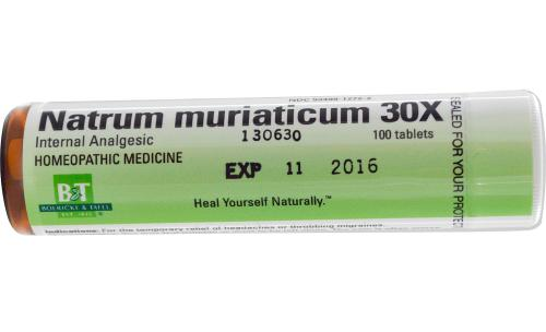 Natrum Muriaticum For Hair Loss and Re-Growth