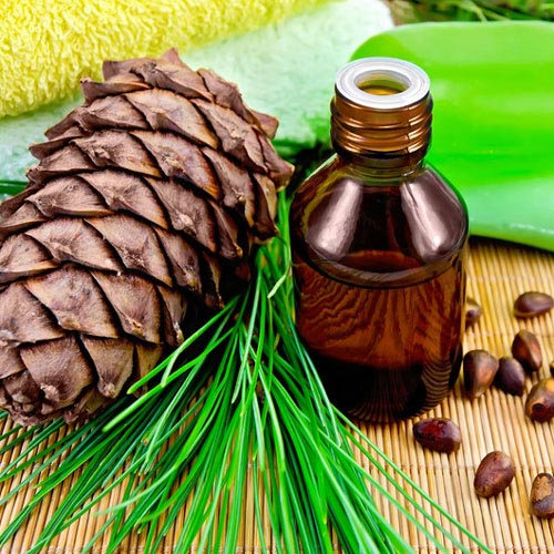 Natural Oils for Hair Growth - Cedarwood Essential Oil