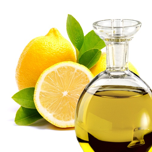 Natural Oils for Hair Growth - Lemon Oil