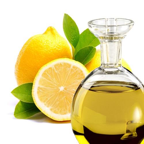 Natural Oils for Hair Growth - Lemon Oil