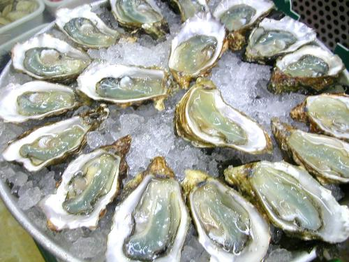 Foods High In Vitamin D Oysters