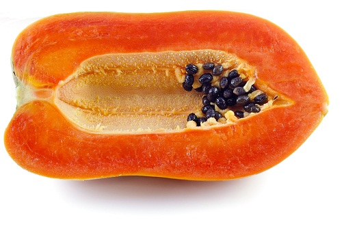 papaya use for face