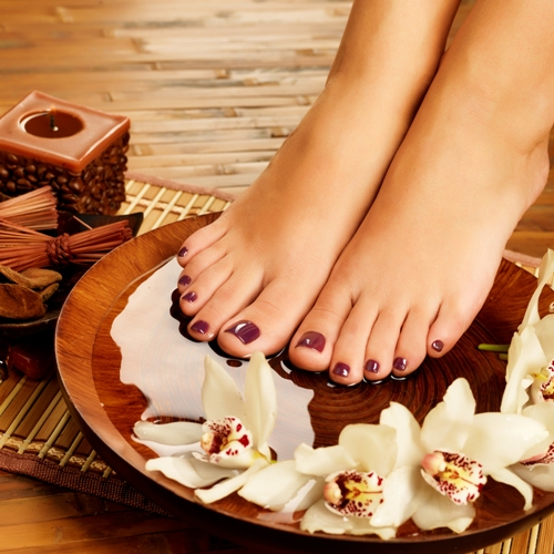 pedicure tips