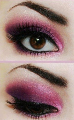 Perfect Pink and Black