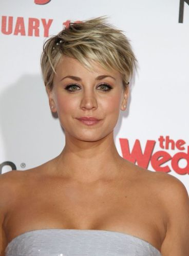 Shagged Pixie Hairstyles