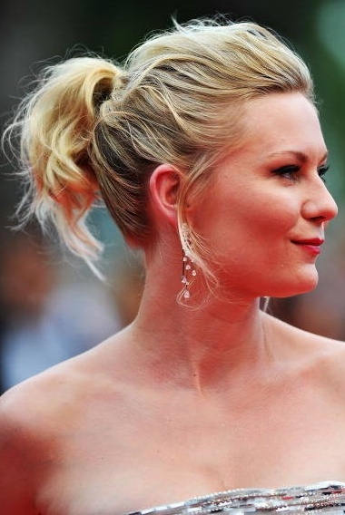 Ponytail Hairstyles for Short Hair2