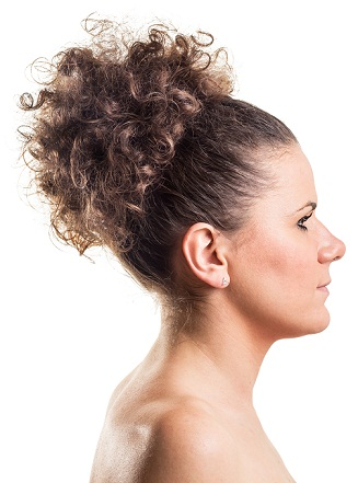 Ponytail hairstyles for short hair 8