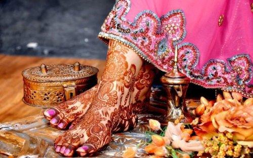 Rajasthani Mehndi Designs 16