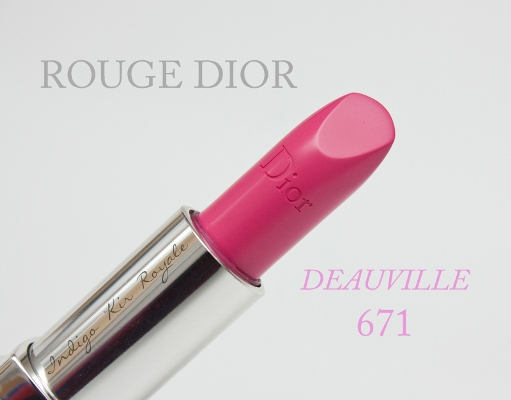 Rouge Dior Shade 671 Deauville