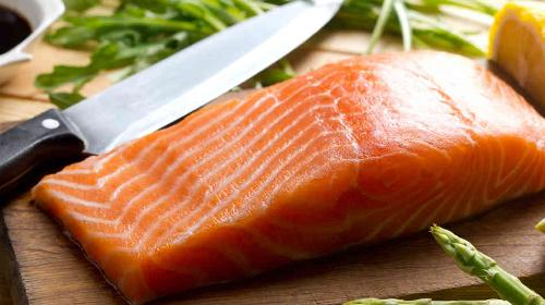 Rich Source Of Vitamin D Salmon