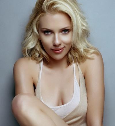 Scarlett Johanssons skin
