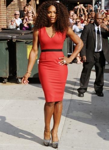 Serena Williams- Thick Curls