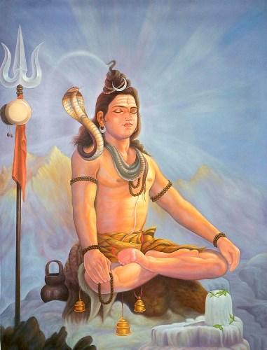Shiva Meditation Techniques