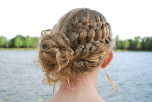 15 Best And Latest Waterfall Braid Hairstyles Styles At Life