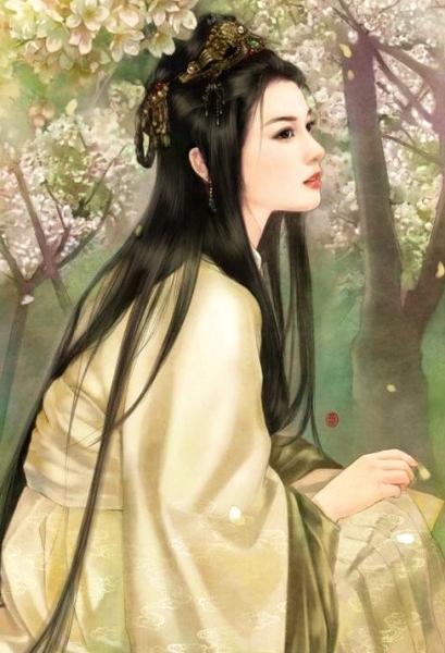 ballroom hairstyles : Ancient Chinese Princess Hairstyles ancient china hairstyles 110238 ...