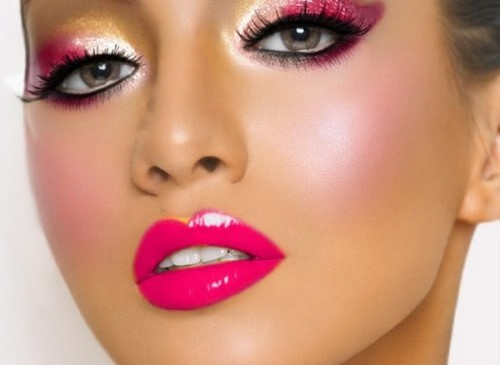 9 Beautiful Shades Of Pink Eye Makeup For Wedding Styles